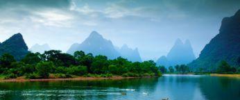 广西旅游收入最高的三个城市, 你猜猜谁?