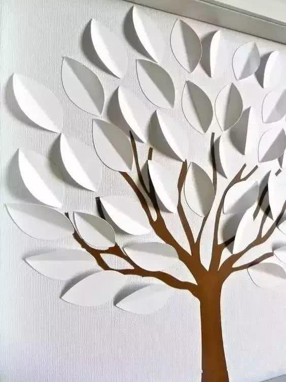 超简单的幼儿园创意手工纸制作,和孩子一起动手吧!