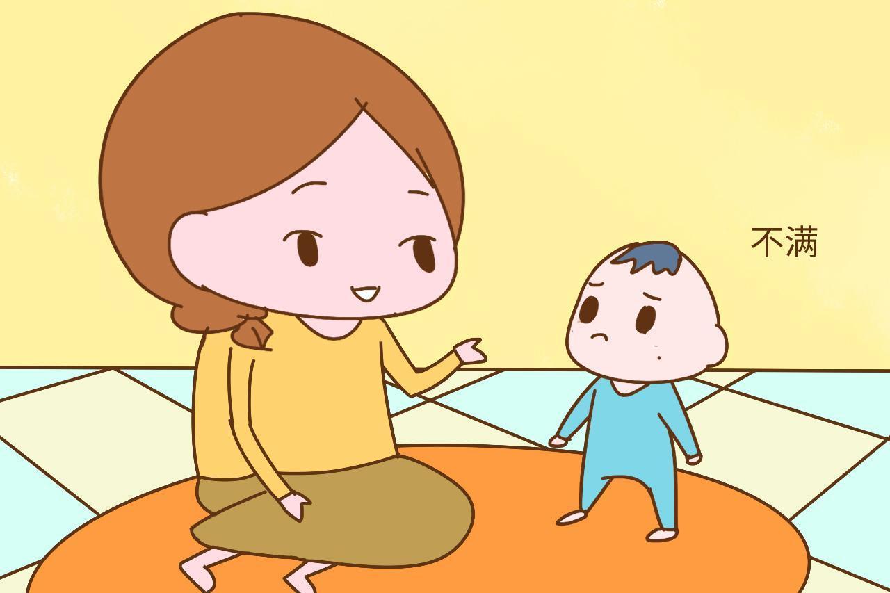 宝宝走路早说话就晚,以后更聪明?你家娃多大会