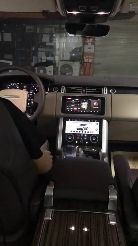 全新18款路虎揽胜行政改装原厂825音响-感觉声音咋样?