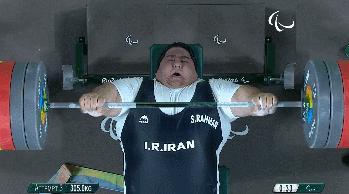 无腿猛兽卧推310公斤?!世界上最狠的人