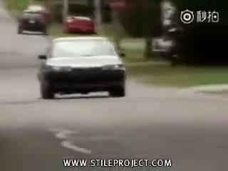 汽车拆掉减震器后,开起来啥感觉?    