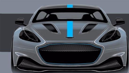 7次破产今涅槃,阿斯顿马丁推纯电轿跑,限量155台售20万美元起!