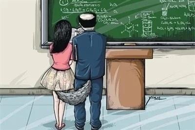 过分!47岁高中教师性侵17岁补课女生,事后校方仅仅是停职和退补课费