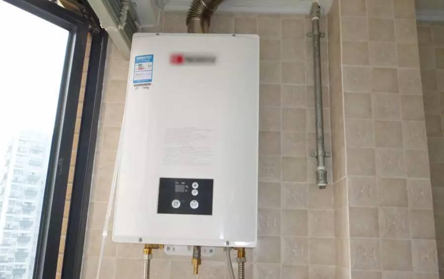 主卫能不能安装燃气热水器? 怎样装才能确保安全?图片