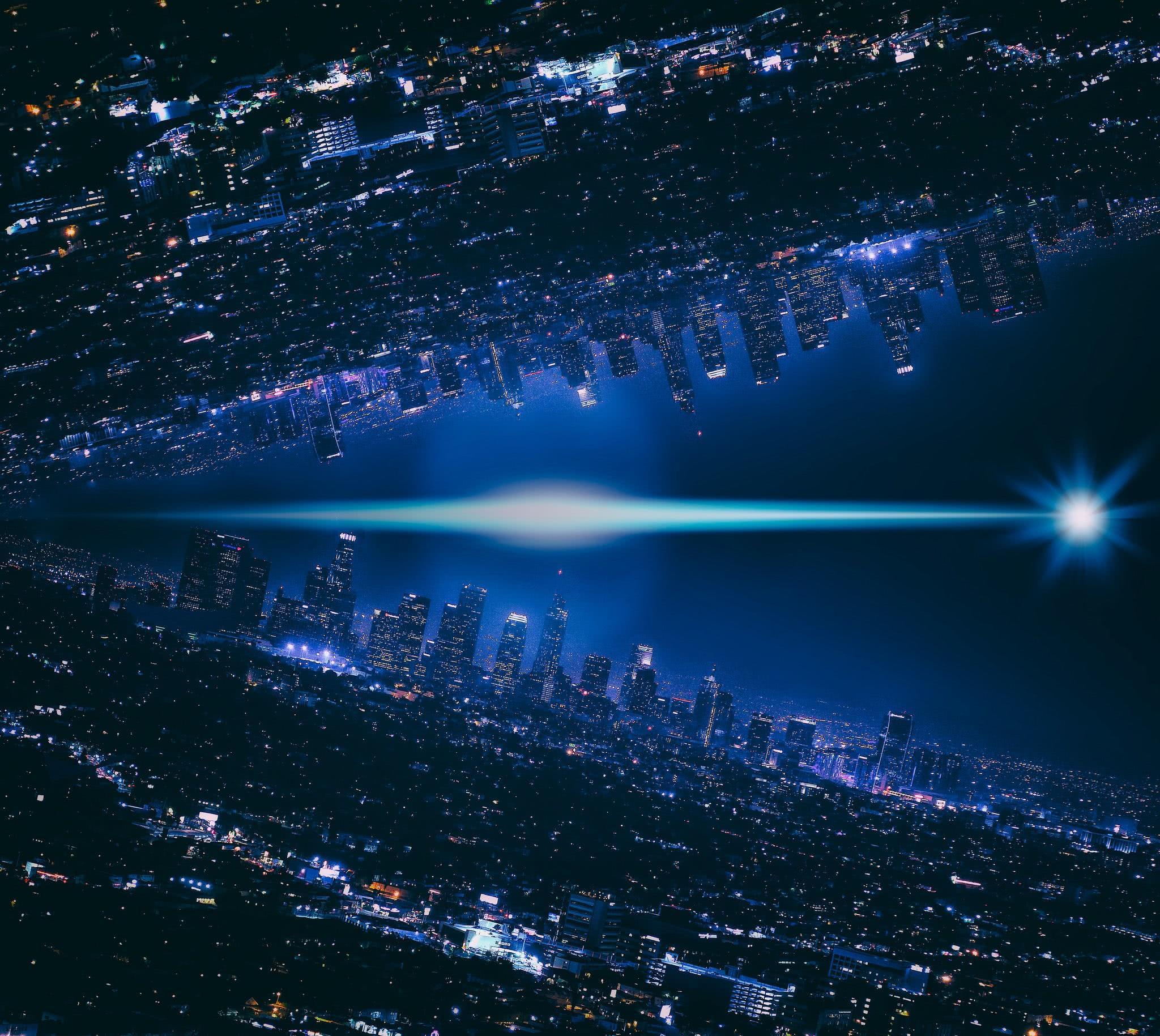 好莱坞科幻大片推荐_许多美国导演对洛杉矶夜景情有独钟,特别是一些好莱坞科幻大片,常常实