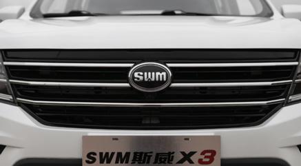 6万块就能搞定的靠谱代步车, SWM斯威X3实力很超能