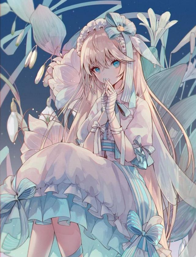 十二星座化身二次元时间,异地座是射手女神,白羊座是睡美人!金牛座男de公主恋图片
