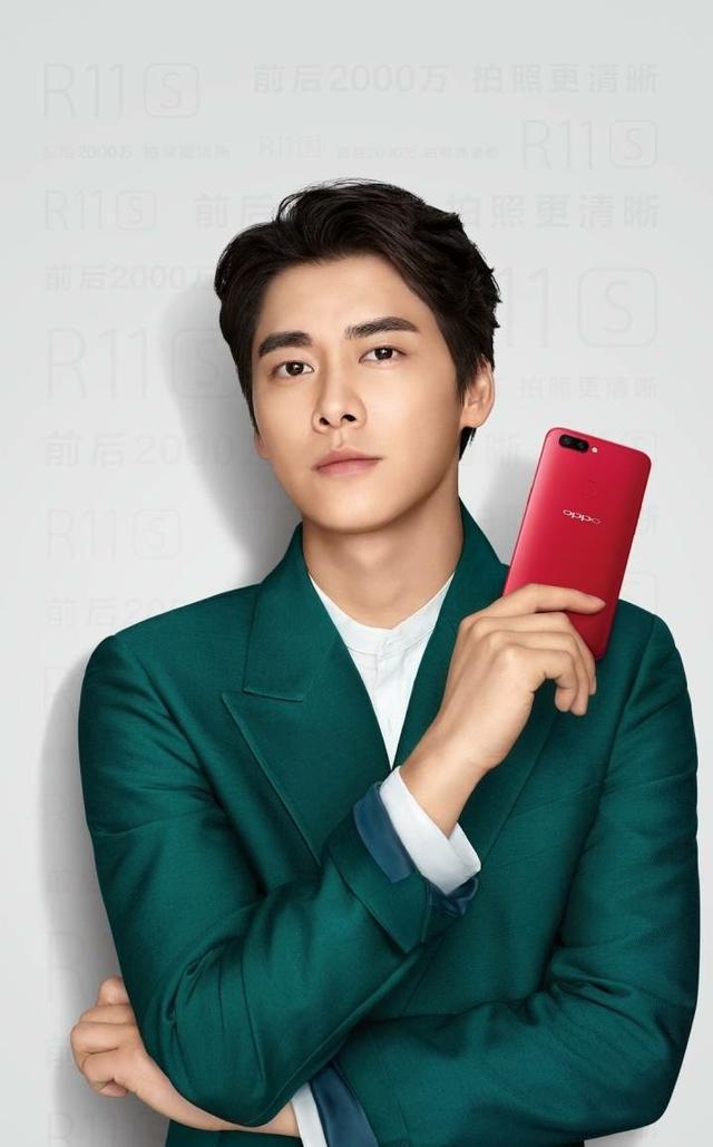 OPPO一款手机七个明星代言,杨幂热巴在内
