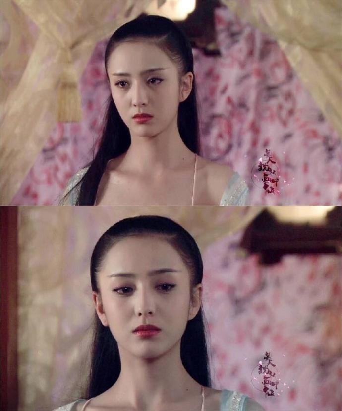 超级喜欢赵飞燕《母仪天下》这套图,佟丽娅冷艳的美