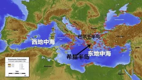 南欧有三大半岛,最西端是伊比利亚半岛,属于西班牙和葡萄牙两国,西葡图片
