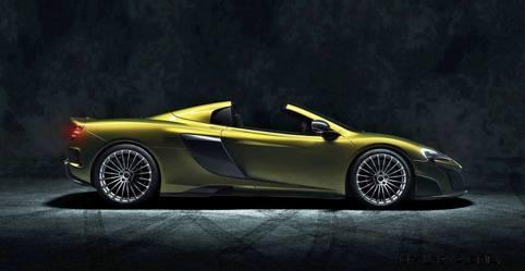 对于极限的追求-迈凯轮600LT性能跑车