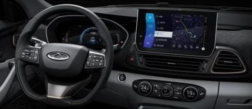 奇瑞的设计师终于崛起了,第三代发动机+MX3平台+百度智能互联