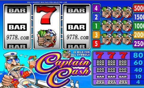 澳门威尼斯人mg电子游戏《超级船长的宝藏》,等待你来开取宝藏