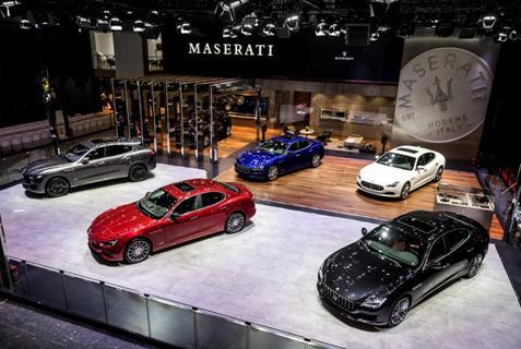 玛莎拉蒂型格爆表,车型升级逼格再创新高度!