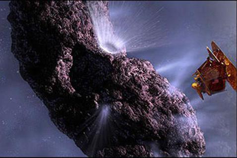 为什么探测器要登陆彗星?