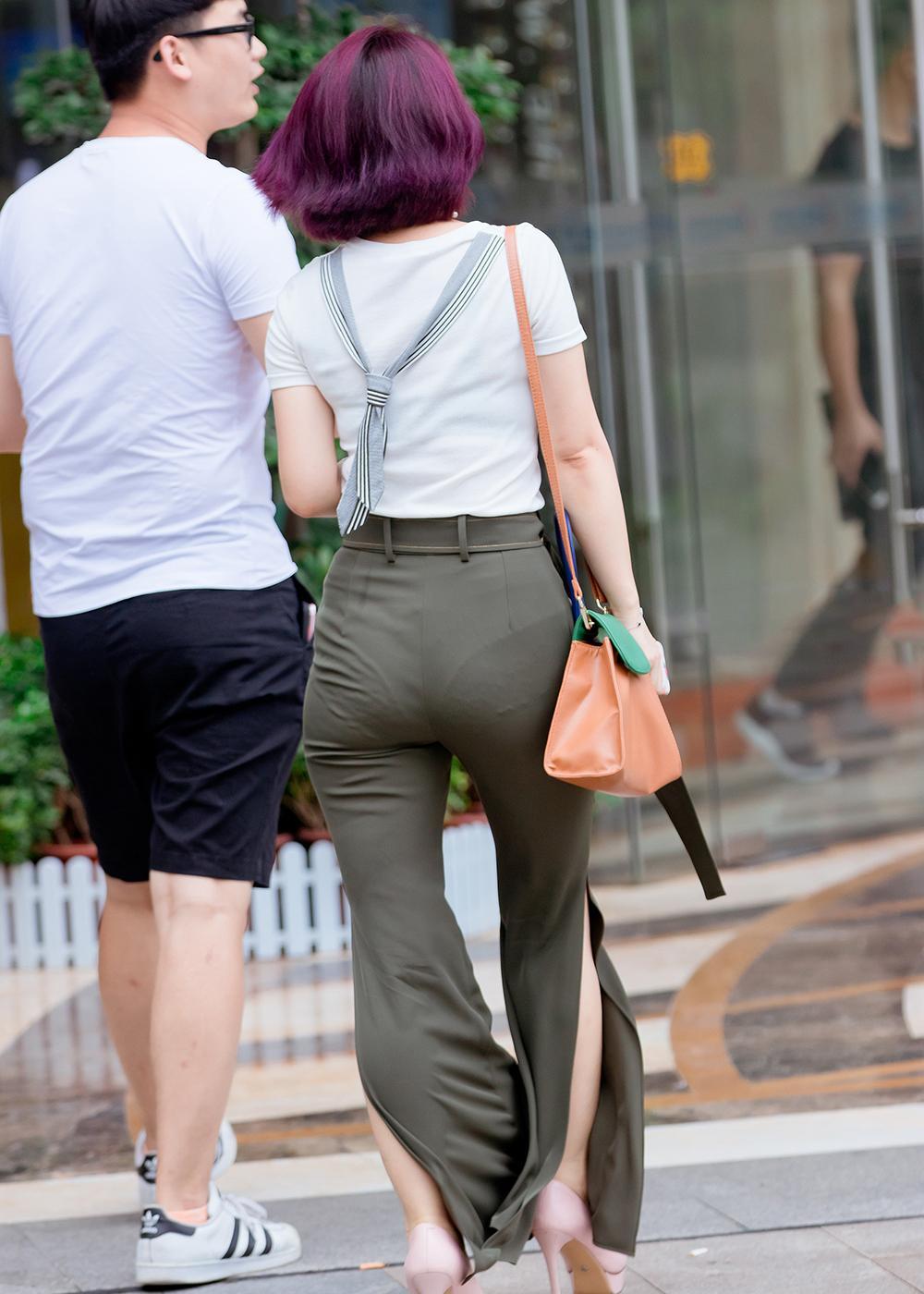街拍客街拍第一站薄裤_推荐一个好的街拍网站