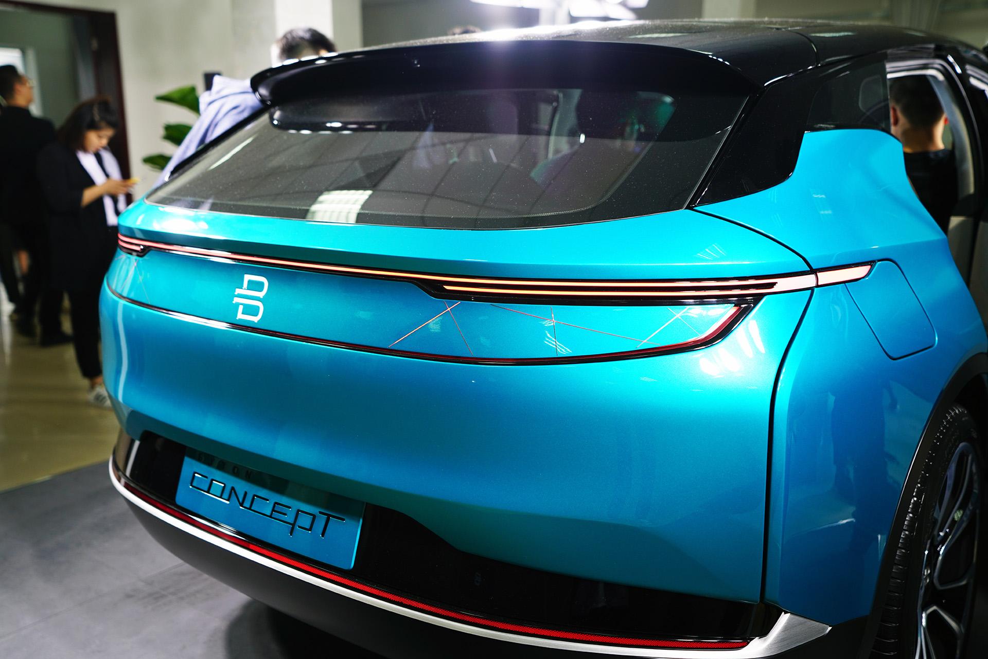 至少领先10年?未来的汽车可能长这样