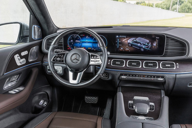 10月巴黎车展首发 全新奔驰GLE级官图发布