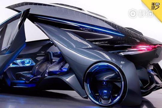 合资 国产概念车同台竞技 感觉中国已领先10年