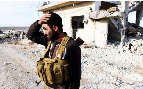 美英法叙利亚局势|叙利亚局势大逆转!美英法寻求外交解决,俄罗斯使了什么手段?