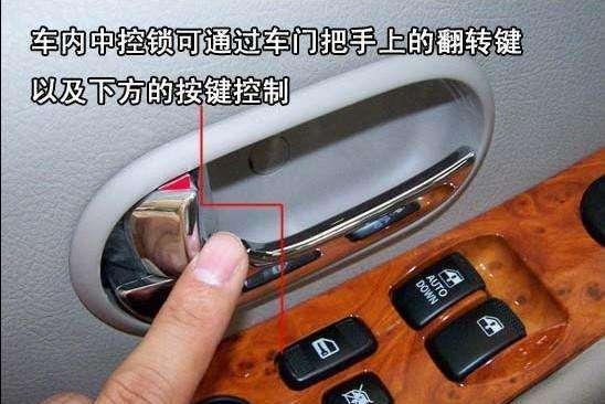 汽车<em>中央</em>控制<em>门锁</em>系统