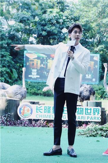 李易峰广州路演亲临《动物世界》 新片口碑声浪高歌猛进