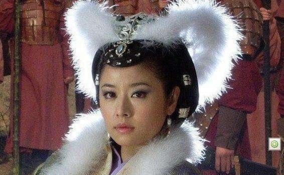 4,林心如版苏妲己 林心如在电视剧《封神榜之武王伐纣》中饰演苏妲己图片