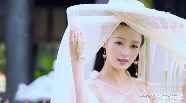 """十八位古装美人挑战""""帷帽""""造型, 景甜,李沁上榜, 最美"""