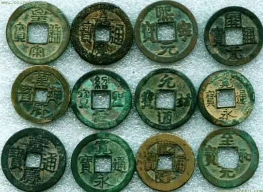 古钱币收藏投资的前景和注意事项