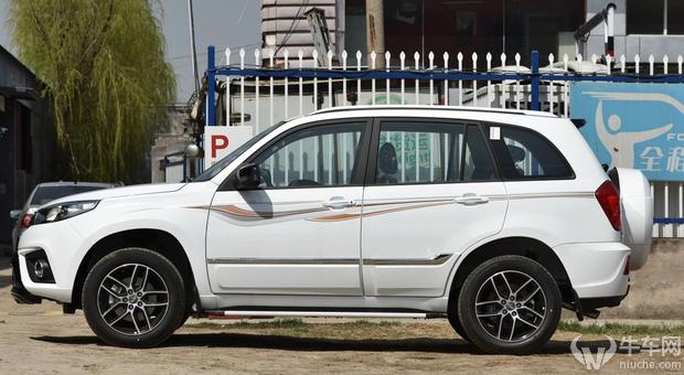 北京车展牛车怼牛车:看长安CS35如何颜压瑞虎3