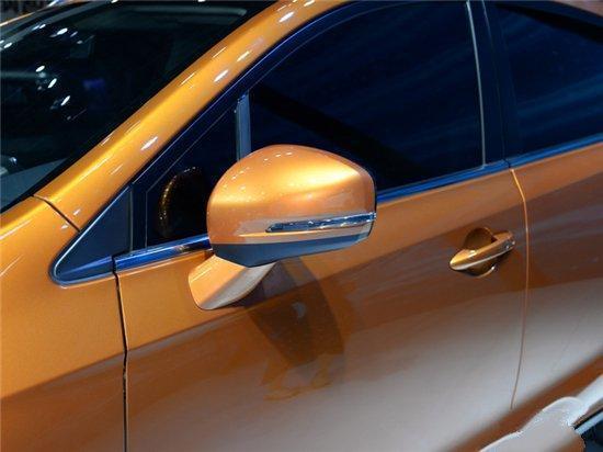 10万元内的国产SUV车型, 东风风度MX3SUV市场的新选择