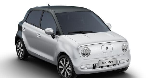 小型纯电动车型欧拉r1,麻雀虽小五脏俱全-新浪汽车图片