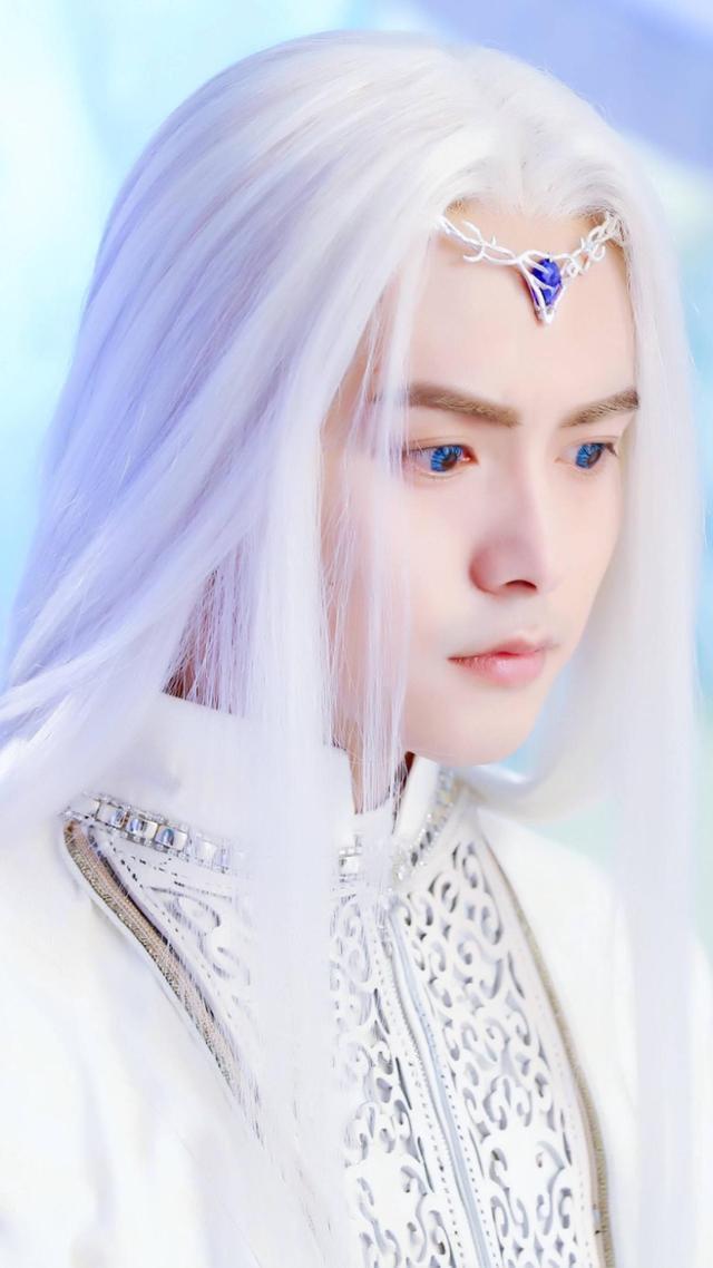 9大古装白衣美男