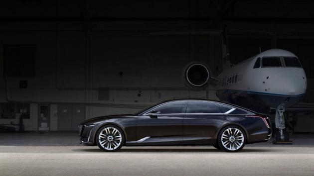 凯迪拉克或推Escala旗舰轿车 2021年量产