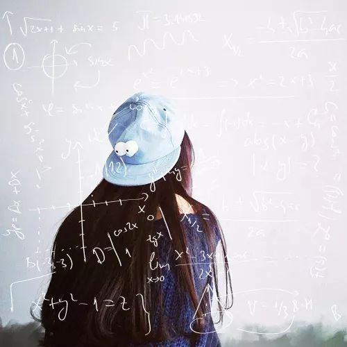 a女生女生头像公式背影年龄数学女生买房图片