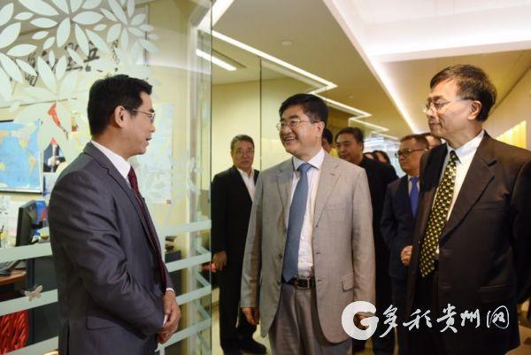 香港中联办_慕德贵拜访香港中联办 考察部分香港新闻媒体