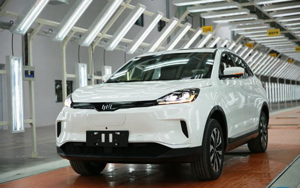 2018北京车展新能源发布车型汇总(三)