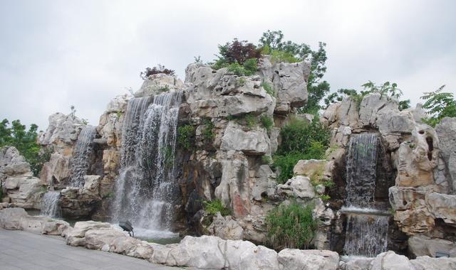 园林景观石之美——若人间仙境