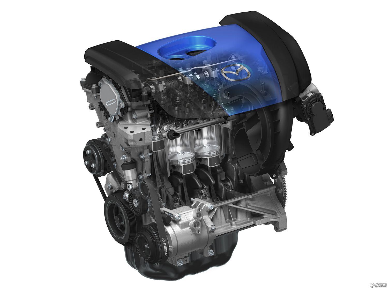 马自达是造不出涡轮增压发动机吗?为何如此痴迷创驰蓝天自吸之路