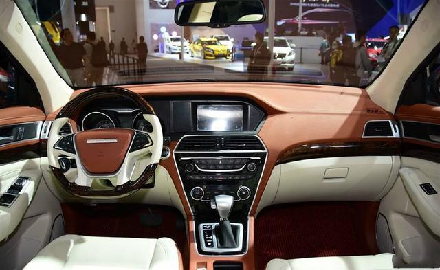 百万豪车的外表仅卖9万,标配全景天窗,国产硬派suv不输H6