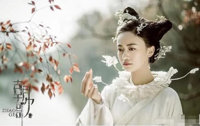 《朝歌》吴谨言妲己清纯,却被阿娇秒杀