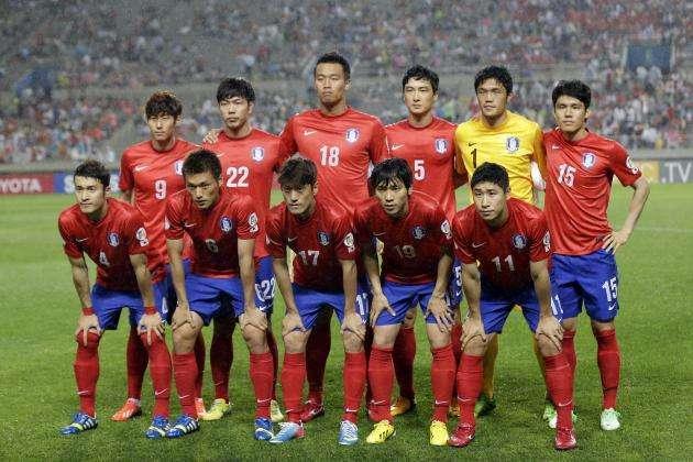 世界杯韩国队给球迷道歉,这精神让人泪流满面 网友:国足好好学