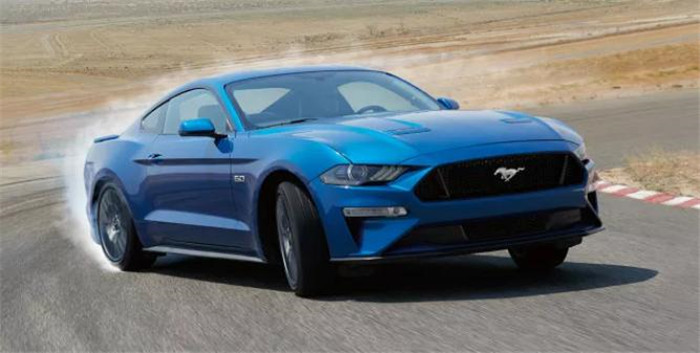 "V8+10AT+售价不到60万,新款福特Mustang到底有多""诱人""!"
