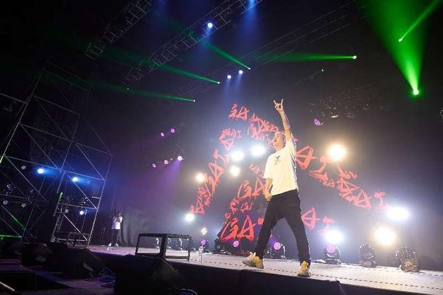 GAI周延世界巡演首站落幕 GAI式说唱嗨翻整场