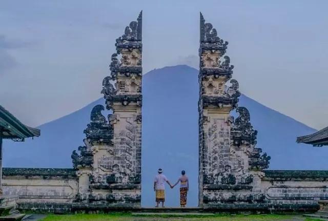 巴厘岛拍照指南,火遍ins的美照不过随手一拍!