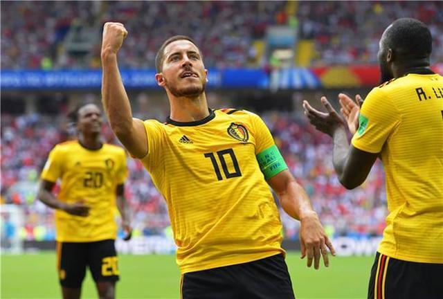 虽仅夺得季军,但比利时队却是本届世界杯攻击力第一强的球队