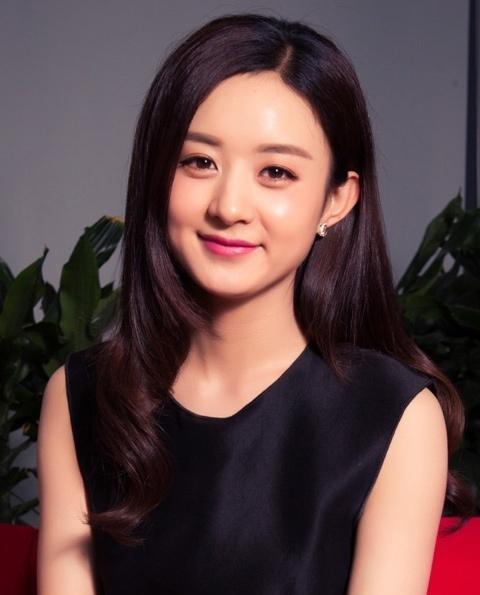 圆脸女明星_娱乐圈人品好样貌端的5位圆脸女星, 赵丽颖领衔, 最后