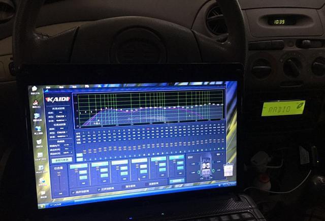 柳州车悦坊:威乐汽车音响升级凯笛DSP,动听音乐带来好心情!