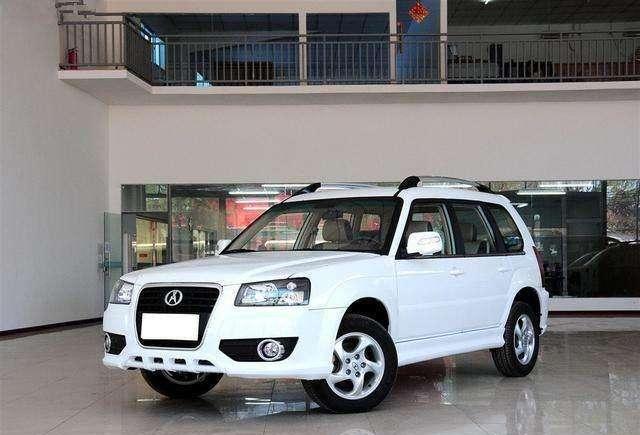 4.58万, 中国最便宜的SUV, 手动空调+雾灯, 宝骏看了都想哭!